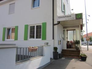 Gästehaus zur Linde, Penziony  Ingolstadt - big - 1