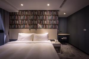 Yi Su Hotel-Taipei Ningxia, Szállodák  Tajpej - big - 20