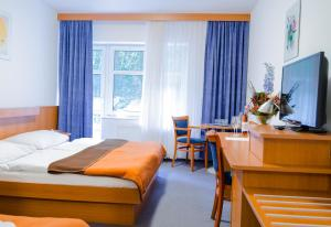 Hotel Inos, Hotels  Prag - big - 4