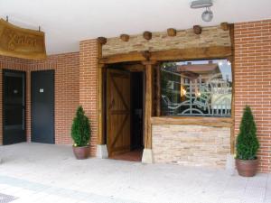 Hostal Xaloa Orio, Guest houses  Orio - big - 1