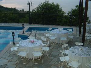 Hotel Aglaida Apartments, Aparthotels  Tsagarada - big - 23