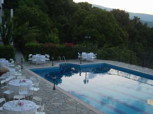 Hotel Aglaida Apartments, Aparthotels  Tsagarada - big - 17