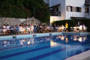 Hotel Aglaida Apartments, Aparthotels  Tsagarada - big - 14