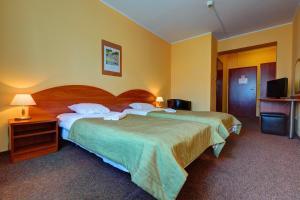 Hotel Pod Grotem, Szállodák  Varsó - big - 3