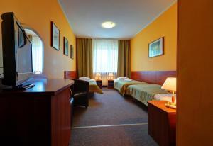 Hotel Pod Grotem, Szállodák  Varsó - big - 20