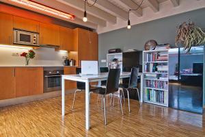 My Space Barcelona Executive Apartments Center, Апартаменты  Барселона - big - 14