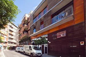 My Space Barcelona Executive Apartments Center, Апартаменты  Барселона - big - 82