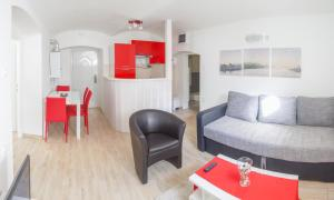 Central ZG, Apartmány  Záhřeb - big - 14