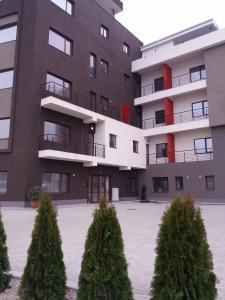 Sophia Studio, Apartmanok  Jászvásár - big - 1