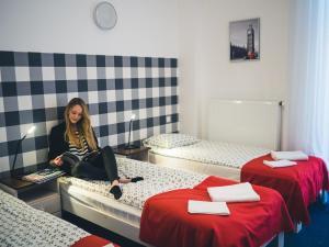 LL20, Hostelek  Varsó - big - 13