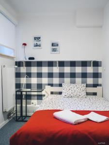 LL20, Hostelek  Varsó - big - 23