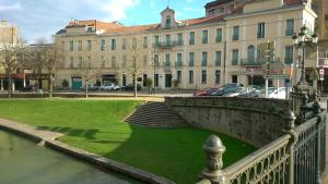 Hôtel Bristol, Hotel  Carcassonne - big - 76