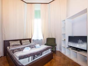 ApartLux Sadovo-Triumfalnaya, Apartmanok  Moszkva - big - 2