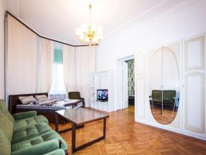 ApartLux Sadovo-Triumfalnaya, Apartmanok  Moszkva - big - 12