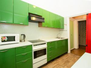 ApartLux Sadovo-Triumfalnaya, Apartmanok  Moszkva - big - 7