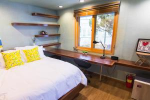 Hanso Presidential Suite Hanok Hotel, Aparthotely  Soul - big - 44