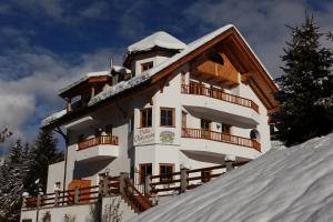 Villa Ortensia, Aparthotels  San Vigilio Di Marebbe - big - 29