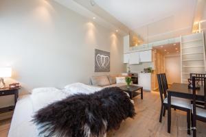 Ustedalen Resort Leiligheter, Appartamenti  Geilo - big - 52