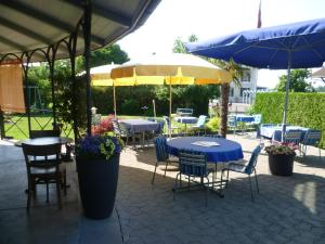 Hotel Speiserestaurant Bahnhof, Hotely  Güttingen - big - 27