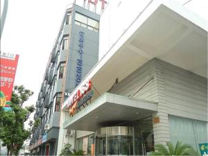 Motel Shanghai Shibei Industrial Park West Jiangchang Road, Hotel  Shanghai - big - 1