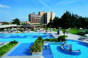 Hotel Sollievo, Szállodák  Montegrotto Terme - big - 1