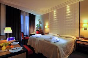 Hotel Sollievo, Szállodák  Montegrotto Terme - big - 14