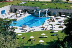 Hotel Sollievo, Szállodák  Montegrotto Terme - big - 7
