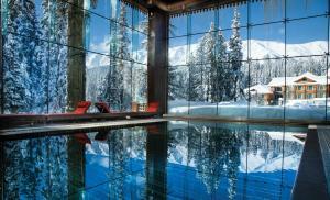 The Khyber Himalayan Resort & Spa, Üdülőtelepek  Gulmarg - big - 21