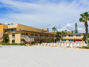 #227 At Surf Song Resort, Apartmány  St Pete Beach - big - 7