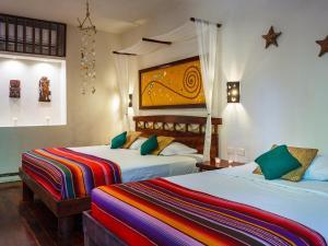Villas HM Paraiso del Mar, Hotely  Holbox Island - big - 15