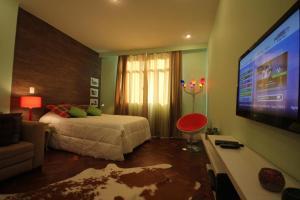 Studio Barata Ribeiro, Appartamenti  Rio de Janeiro - big - 1
