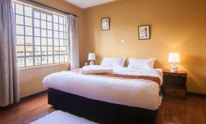 Eldon Villas, Aparthotely  Nairobi - big - 4