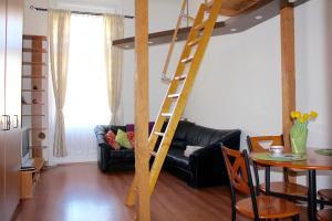 Lux Apartman, Ferienwohnungen  Budapest - big - 31