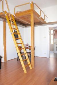 Lux Apartman, Ferienwohnungen  Budapest - big - 37