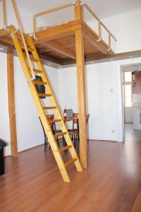 Lux Apartman, Ferienwohnungen  Budapest - big - 38