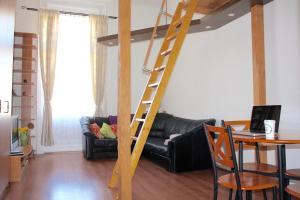 Lux Apartman, Ferienwohnungen  Budapest - big - 42