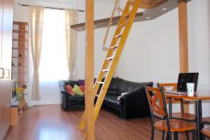 Lux Apartman, Ferienwohnungen  Budapest - big - 44