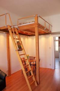 Lux Apartman, Ferienwohnungen  Budapest - big - 52