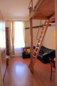 Lux Apartman, Ferienwohnungen  Budapest - big - 59