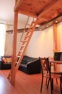 Lux Apartman, Ferienwohnungen  Budapest - big - 62