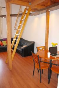 Lux Apartman, Ferienwohnungen  Budapest - big - 63