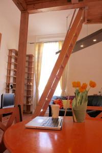 Lux Apartman, Ferienwohnungen  Budapest - big - 65