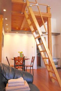 Lux Apartman, Ferienwohnungen  Budapest - big - 70