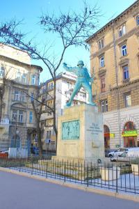 Lux Apartman, Ferienwohnungen  Budapest - big - 77
