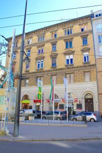 Lux Apartman, Ferienwohnungen  Budapest - big - 79
