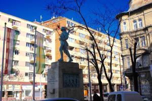 Lux Apartman, Ferienwohnungen  Budapest - big - 80