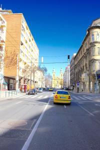 Lux Apartman, Ferienwohnungen  Budapest - big - 81