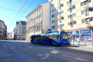 Lux Apartman, Ferienwohnungen  Budapest - big - 82
