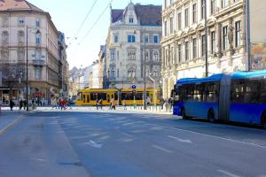 Lux Apartman, Ferienwohnungen  Budapest - big - 84