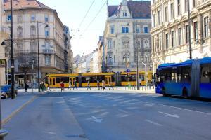Lux Apartman, Ferienwohnungen  Budapest - big - 86